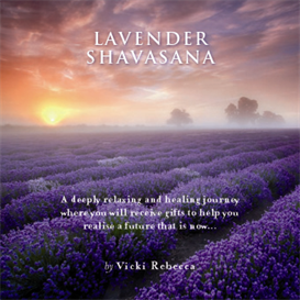 Lavender Shavasana - Taster | Audio Books | Self-help