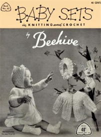 Baby Sets by Beehive - Crochet Pattern eBook | eBooks | Arts and Crafts