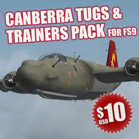 FS9_Canberra_Tugs_and_Trainers_pack | Software | Games