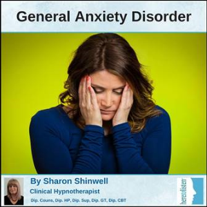 overcome general anxiety (gad) hypnosis