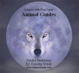 animal spirit guide meditation