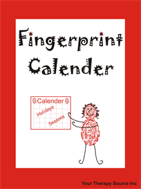 Fingerprint Calender | eBooks | Education