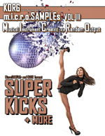 microsamples vol iii super kicks + more