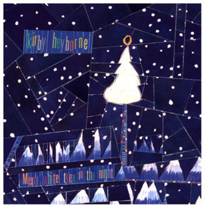 First Additional product image for - Kirby Heyborne - Merry White Tree in the Night Album