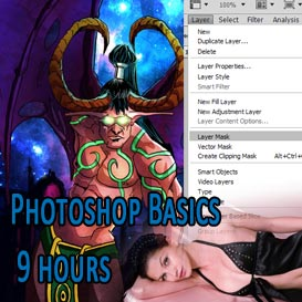 master photoshop 9 hour course