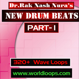 new beat loops - volume -1