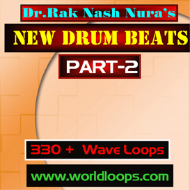 new beat loops - volume - 2