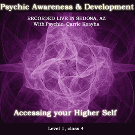 accessing your higher self