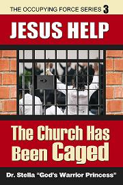 dr stella : jesus help! the church has been caged!