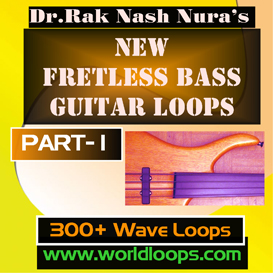 bass - fretless guitar -part - 1
