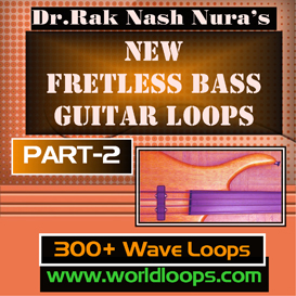 bass - fretless guitar -part - 2