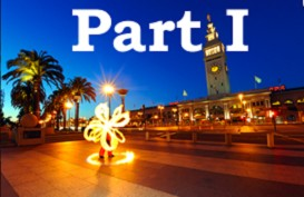 poi fire dancing lesson: beginner transitions, part i