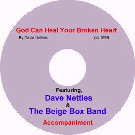 album 1, song 4, god can heal your broken heart, with accompaniment