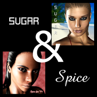 sugar and spice for v4