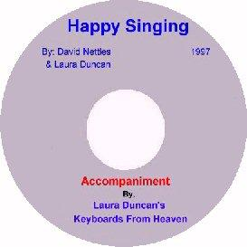 Album 1, Song 5, Happy Singing, With Accompaniment | Music | Gospel and Spiritual