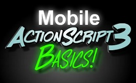 Mobile Actionscript Basics - Including Exporting to iOs or Android | Movies and Videos | Educational