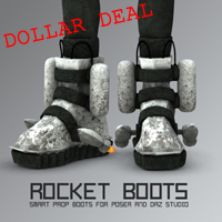 rocket boots