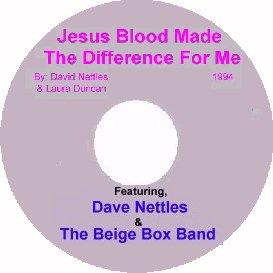 Album 1, Song 7, Jesus Blood Made The Difference For Me | Music | Gospel and Spiritual
