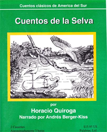 listen and learn spanish e-book series: cuentos de la selva