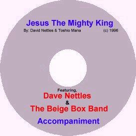 album 1, song 8, jesus the mighty king, with accompaniment