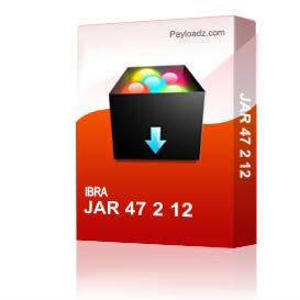 Jar 47 2 12 | Other Files | Everything Else