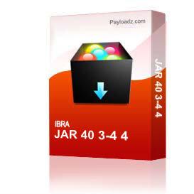 Jar 40 3-4 4 | Other Files | Everything Else