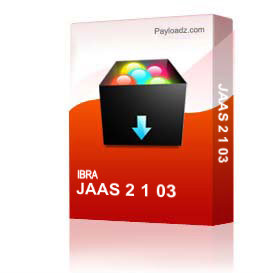 Jaas 2 1 03 | Other Files | Everything Else