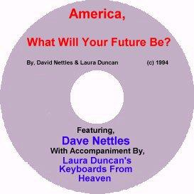 Album 1, Song 10,  America, What Will Your Future Be | Music | Gospel and Spiritual
