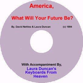 album 1, song 10, america, what will your future be, with accompaniment