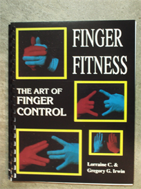"finger fitness e-book ""the art of finger control"""