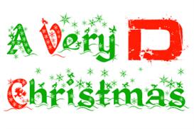 a very d christmas