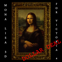 Mona Lisa 3D | Software | Design