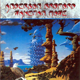 ANDERSON BRUFORD WAKEMAN HOWE (YES) A.B.W.H. (1989) (ARISTA RECORDS) (9 TRACKS) 320 Kbps MP3 ALBUM | Music | Popular