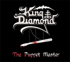 king diamond the puppet master (2003) (metal blade records) 320 kbps mp3 album