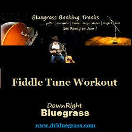 fiddle tune workout
