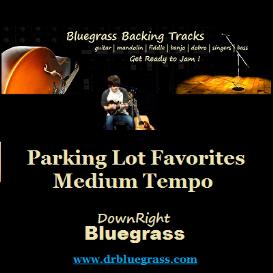 medium tempo jam tracks