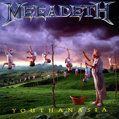 First Additional product image for - MEGADETH Youthanasia (1994) (CAPITOL RECORDS) (12 TRACKS) 320 Kbps MP3 ALBUM