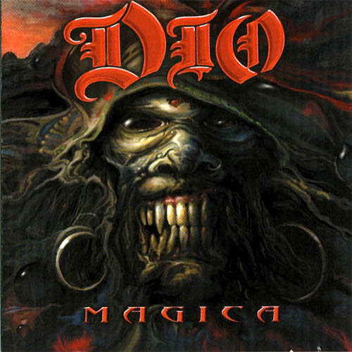 First Additional product image for - DIO Magica (2000) (SPITFIRE RECORDS) (14 TRACKS) 320 Kbps MP3 ALBUM