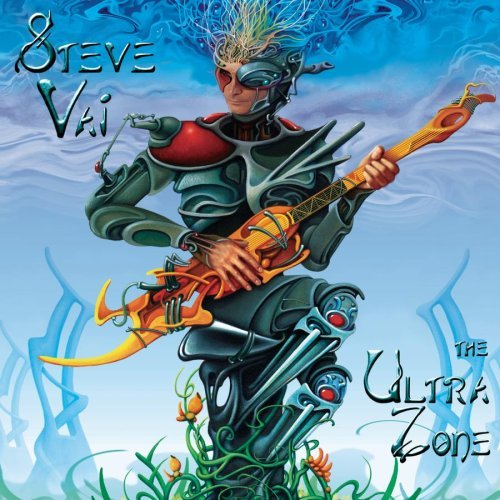 First Additional product image for - STEVE VAI The Ultra Zone (1999) (EPIC) 320 Kbps MP3 ALBUM
