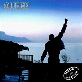 QUEEN Made In Heaven (1995) (HOLLYWOOD RECORDS) 320 Kbps MP3 ALBUM | Music | Popular