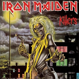 iron maiden killers (1998) (rmst) (raw power) (11 tracks) 320 kbps mp3 album
