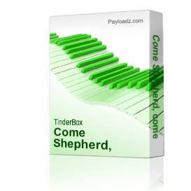 come shepherd, come