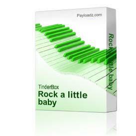 Rock a little baby | Music | Children