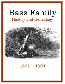 Bass Family History and Genealogy | eBooks | History