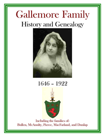 Gallemore Family History and Genealogy | eBooks | History