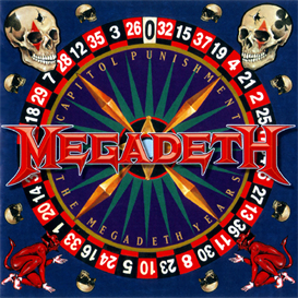 MEGADETH Capitol Punishment: The Megadeth Years (2000) (RMST) (CAPITOL RECORDS) (14 TRACKS) 320 Kbps MP3 ALBUM | Music | Rock