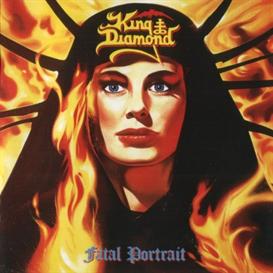 KING DIAMOND Fatal Portrait (1986) (ROADRUNNER RECORDS) (IMPORT) (GERMANY) (1 EXTRA TRACK) 320 Kbps MP3 ALBUM | Music | Rock