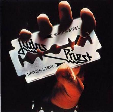 First Additional product image for - JUDAS PRIEST British Steel (1980) (CBS RECORDS) (9 TRACKS) 320 Kbps MP3 ALBUM
