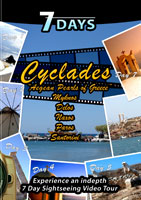 7 days  cyclades greece
