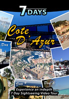 7 days  cote d'azur